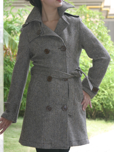 Wool Coat (Шерсть Герб)