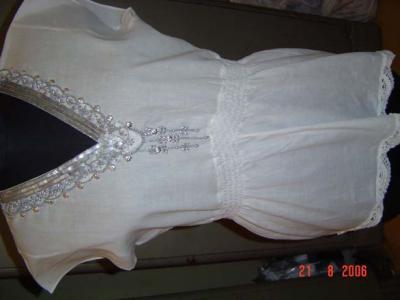 Блузки из бисера.  Мы производим womens, одевающий из индии.  У нас есть полностью оборудованный завод...
