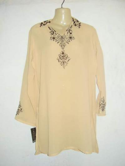 Simple Hand Embroidery Designs For Kurtis More Information