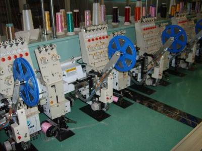 Multi Function Embroidery Machine (Multi-Funktions-Stickmaschine)