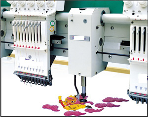 Towel Embroidery Machine, European Brand, Chinese Price
