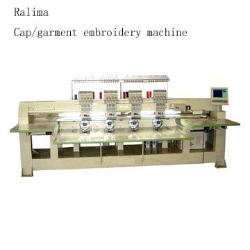 Cap Embroidery Machine, European Brand, Chinese Price
