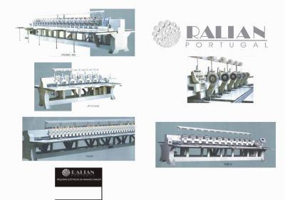 RALIAN Embroidery Machine, European Brand, Chinese Price