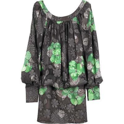 Cotton Printed Fabric Dresses (Хлопковые платья набивные ткани)