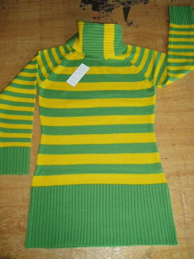 Knitted Sweater (Вязаный свитер)