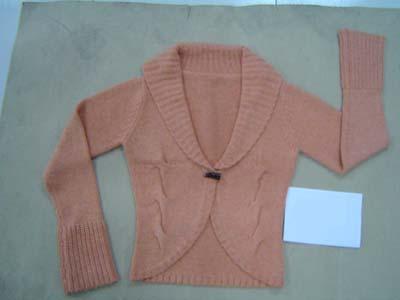 Ladies` Knitted Sweater (Дамские вязаный свитер)