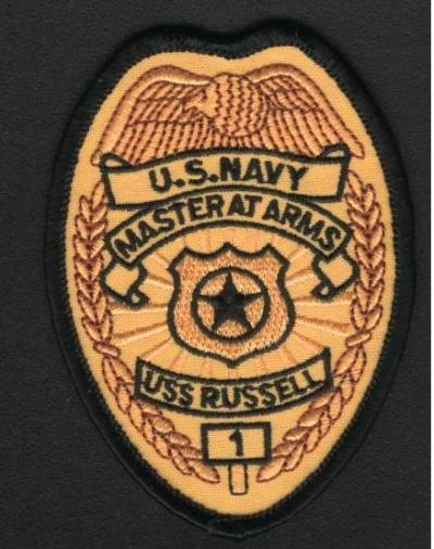 US Navy Patch (ВМС США Патч)