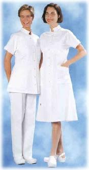 Hospital Wears, Doctor Lab Coat, Nurse Uniform, Gown Etc. (Больница носит, лабораторный халат доктора, медсестры обмундирования, платье т.д.)