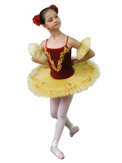 Stage Ballet Tutu-Fire Fairy (Stage Ballet Tutu-Fire Fairy)