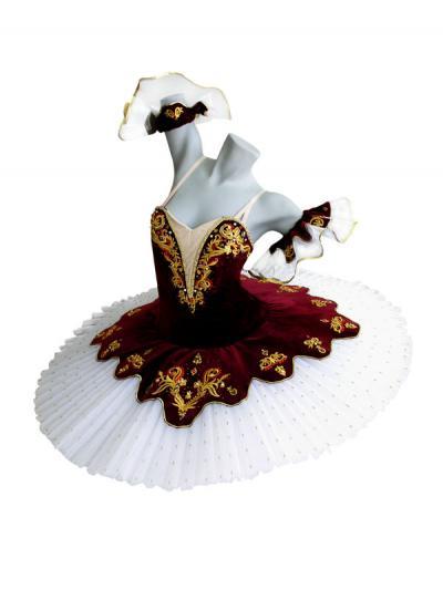 Soloist Ballet Costume Code: P 1302 (Soloist Ballet Costume Code: P 1302)