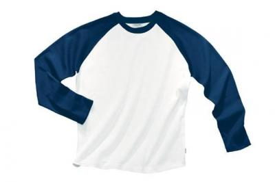 Two Tone Long Sleeve T Shirts | Is Shirt