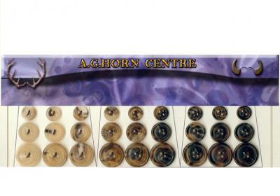 Buffalo Horn Buttons (Buffalo Рог Кнопки)