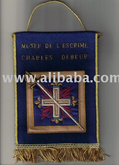 Hand Made Flag Badges (Hand Made Флаг Значки)