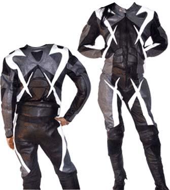 Motorbike Leather Suit (Motorrad-Lederkombi)