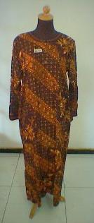 Muslim Dress (Мусульманском платье)