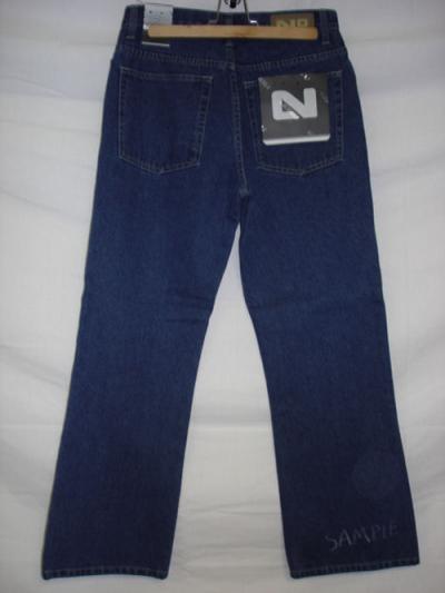 Nobu 5 Pocket Mens Denim Jeans (Нобу 5 Pocket Мужские джинсы)
