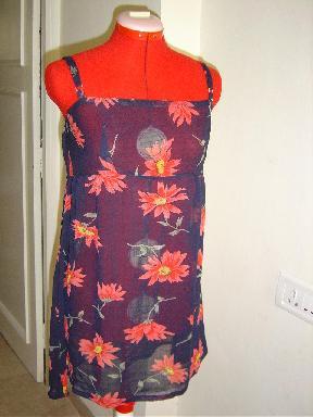 Ladies Top Dress (Топ платье дамы)