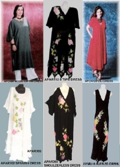 Plus Sizes Dresses (Большие размеры платья)