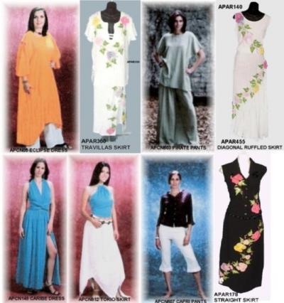 Plus And Standard Sizes Clothing (Плюс и стандартные размеры одежды)
