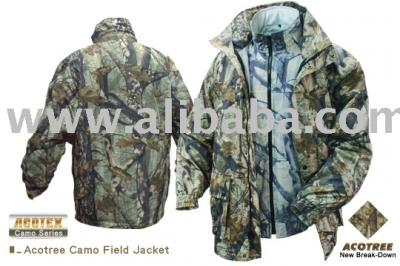 Camo Tree Jacket (Tr  Camo J ket)