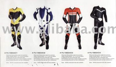 Motorbike Suits (Motorrad-Anzüge)