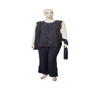 Hand Embroidery Dress (Ручной вышивкой платья)