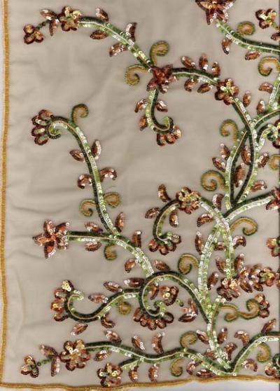 Как самому сделать ткань для вышивки бисером