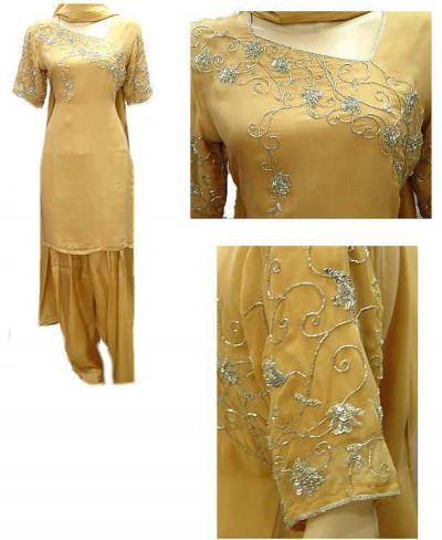 Skin Chiffon Dress (Кожа шифон платье)