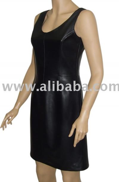 Leather Dresses (Кожа платья)