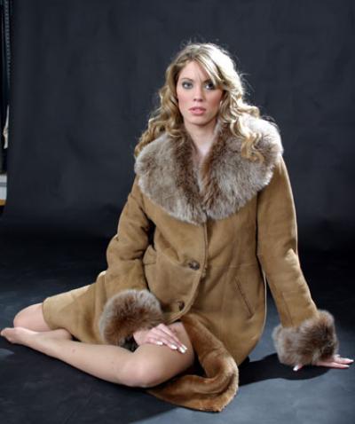 Camel Coat Mac