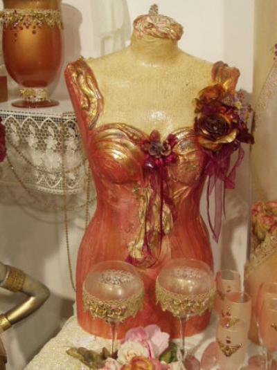 Body For Jewelry And Decorative (Орган для украшения и декоративные)