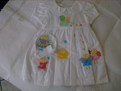 Girl Dress (Девочка платье)