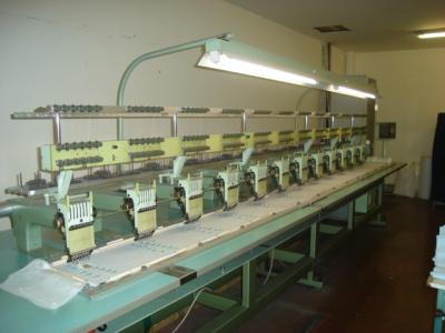 Tajima Embroidery Machines