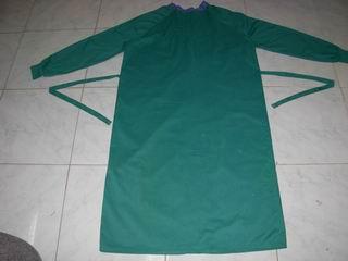 Surgical Gown (Хирургическое платье)