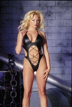 Sexy Leather Garment (Сексуальная одежда кожа)
