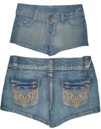 Hong Kong Fashion Style on Shorts  Fashion Style   Women Stretch Denim Shorts  Fashion Style