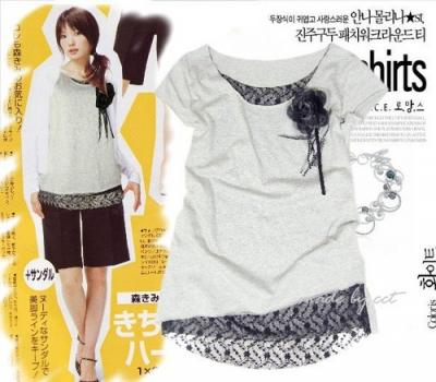 Korean Fashion Clothes Free Download on Fashion  Free Size Fashion Is Suitable For 34 Inches Ladies To Wear