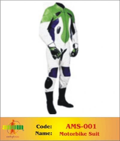 Motor Bike Suit (Motorrad Anzug)