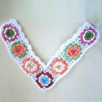 Crochet Lace (Вязание крючком кружева)