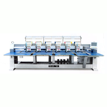 High Speed Head Embroidery Machine (High-Speed-Kopf-Stickmaschine)