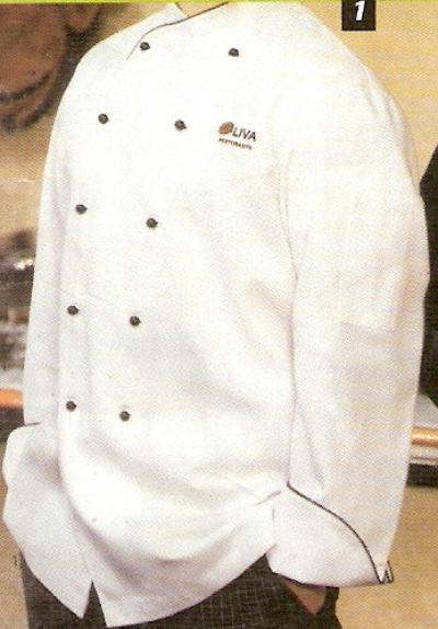 Executive Chef Coat (Исполнительный повара)