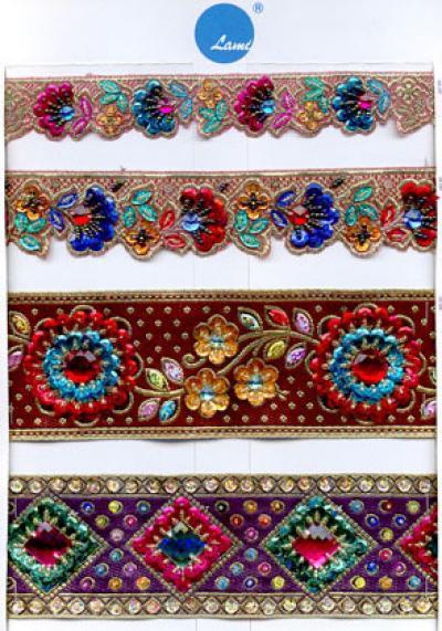Вышивка из индии бисером