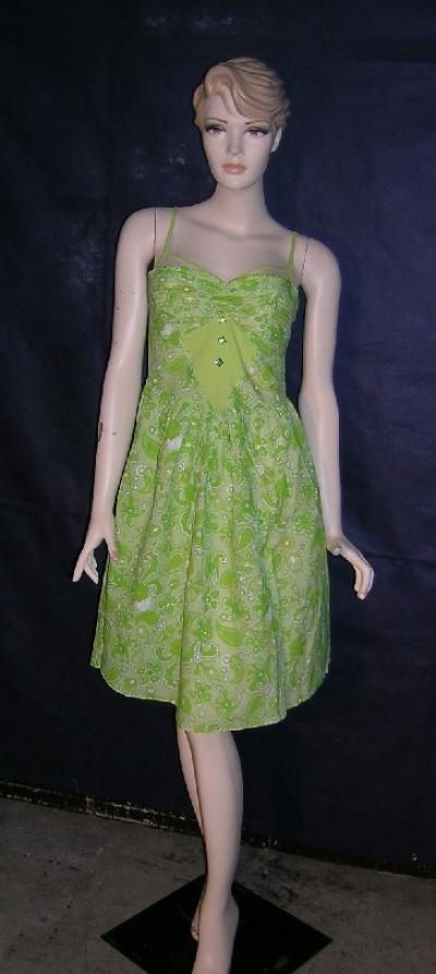 Mast India - Pasley Printed Dress (Мачта Индия - Pasley Печатный платье)