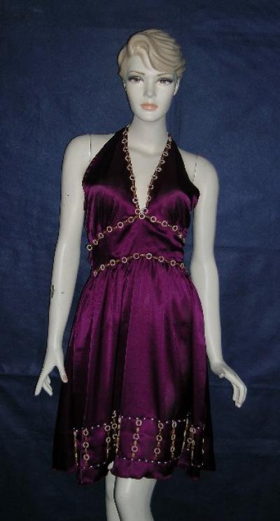 Mast India - Wooden Beads Dress (Мачта Индия - деревянные бусы платье)