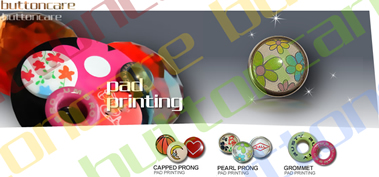 Pad Printing (Screen Print, Stamp Print) Button (Pad Printing (sérigraphie, impression de timbres) Button)