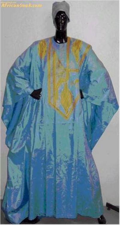 African Traditional Wear (Традиционные африканские одежды)