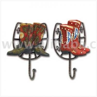 The American Cowboy Boots Hooks 2 Pieces Set (American Cowboy Boots крючки 2 штук Набор)