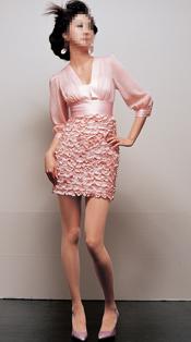 Blossom Sexy Dress (Blossom сексуальное платье)