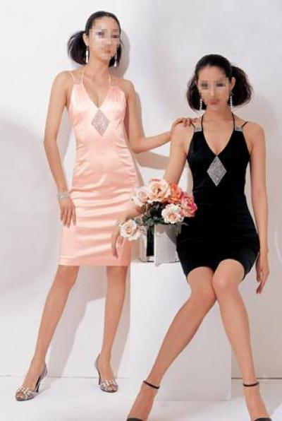 Twingkle Satin Dress (Twingkle атласное платье)