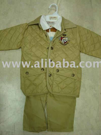 2 Pcs Kid`s Suits (2 шт Kid `S Костюмы)